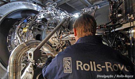 Manutenção de Turbinas aeroderivadas da Rolls Royce - a Petrobrás utiliza diversos modelos de turbinas aeroderivadas, a maior parte em plataformas petrolíferas